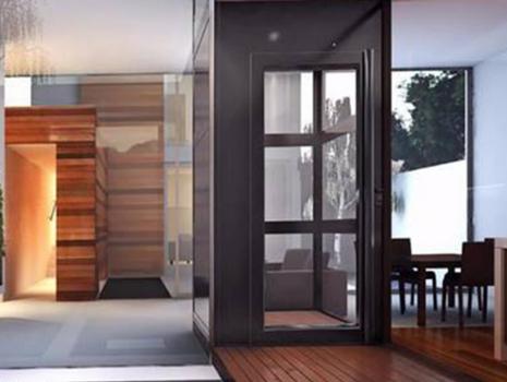 丝杆式别墅电梯