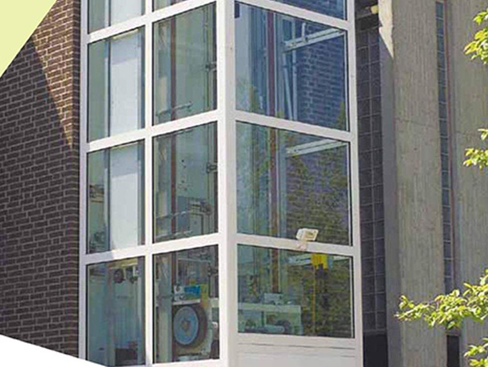 玻璃观光电梯