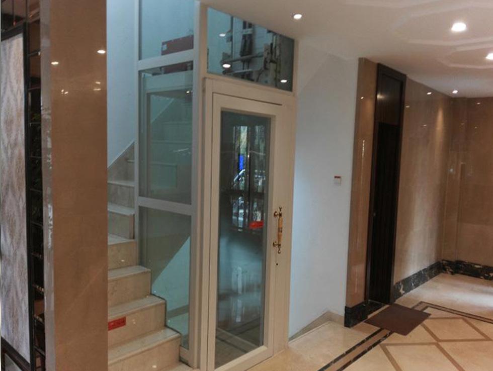 楼道家用电梯
