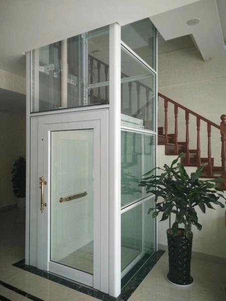 拽引式别墅电梯