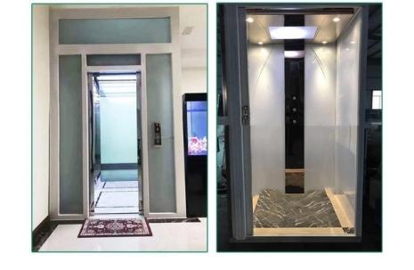 不锈钢别墅电梯