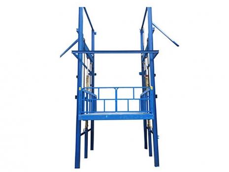 导轨链条式升降货梯