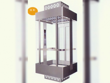 全景式观光电梯