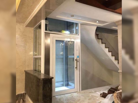家用曳引电梯