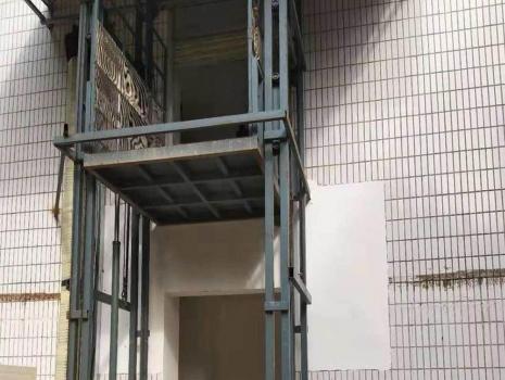 室外简易货梯